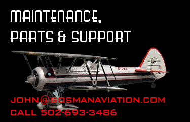 Maintenance, Parts & Support - Call 812-265-5290